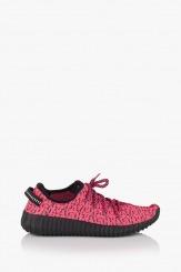 Розови дамски спортни обувки Нори