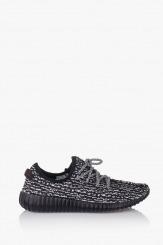 Мъжки спортни обувки в черно Норт