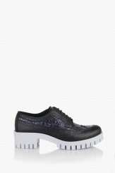 Дамски обувки в черно Алесандра