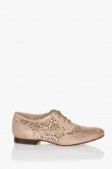 Дамски обувки Елизабет естествена кожа