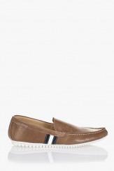 Кафяви мъжки обувки Хенри