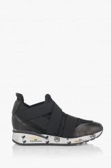 Черни дамски спортни обувки Габриела