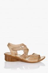 Бежови дамски сандали Габриела