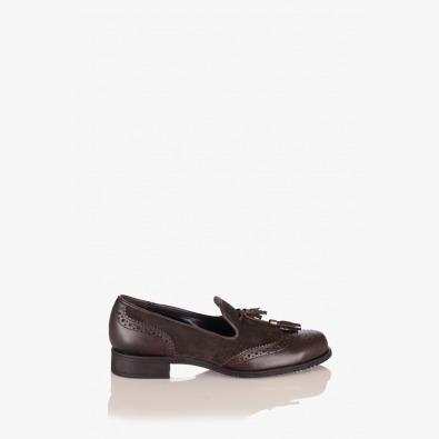 Дамски обувки Фиона велур