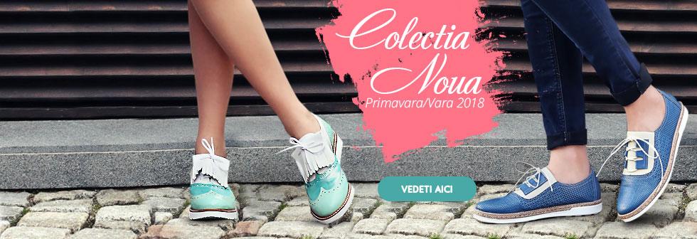 Colectia Noua - Primavara/Vara 2018