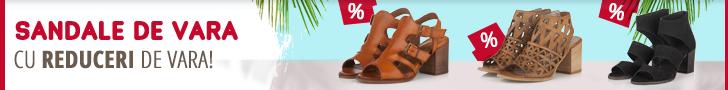 Sandale de vara cu reduceri de vara!