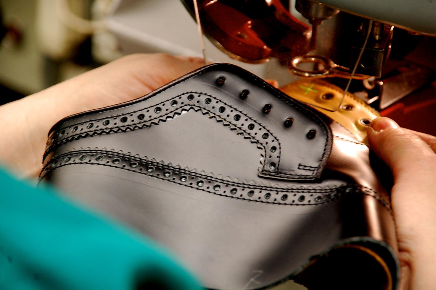 Изкуството в създаването на обувки