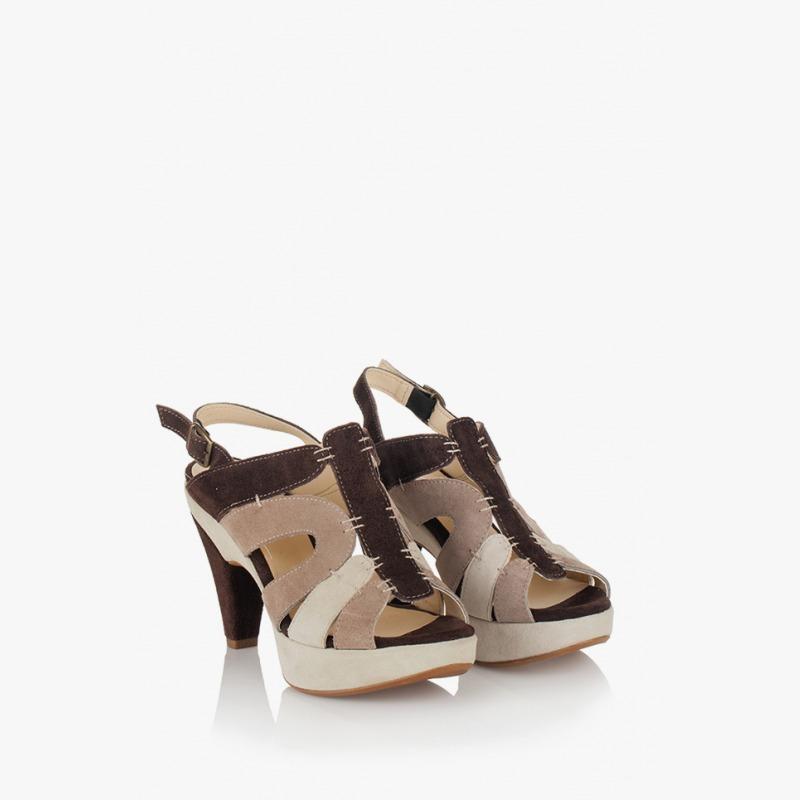 Стилни дамски сандали Маура