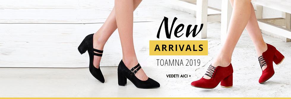 New Arrivals - Toamna 2019